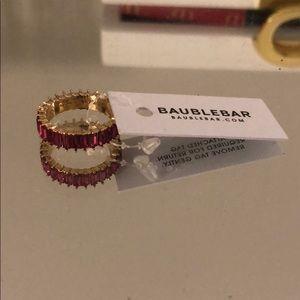Baublebar Mini Alidia Ring NWT